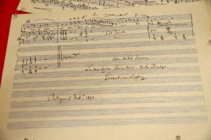 Una mostra dedicata a Rossini all'Archivio storico di Modena