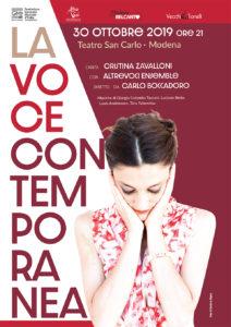 Concerto-laboratorio di Cristina Zavalloni