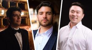 'I tre tenori di Raina Kabaivanska' alla Festa della Musica