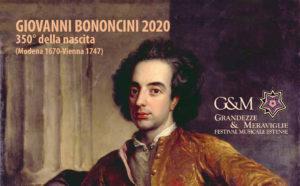 Giovanni Bononcini 2020. Dal concerto al digitale, dal digitale al concerto