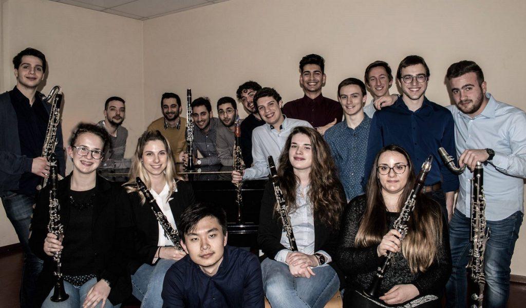 Gli allievi del Vecchi-Tonelli inaugurano la festa della musica