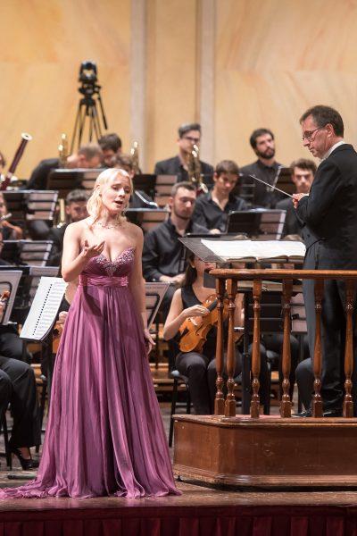 Omaggio a Pavarotti - Concerto Lirico  - dir. G.di Stefano